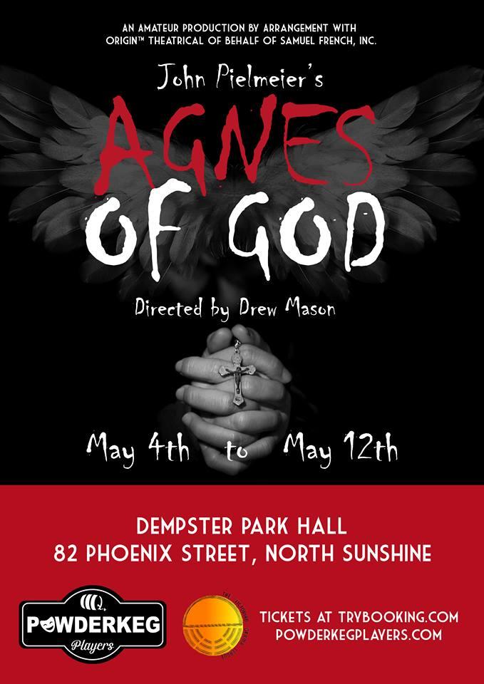 Flyer Final Agnes of God