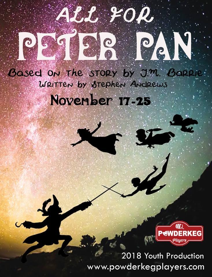 all peter pan poster